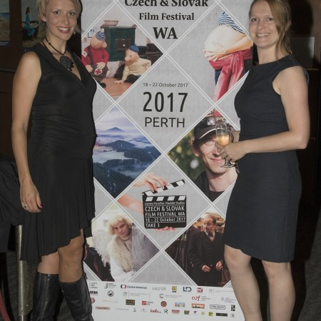 Czech and Slovak Film Festival WA 2017